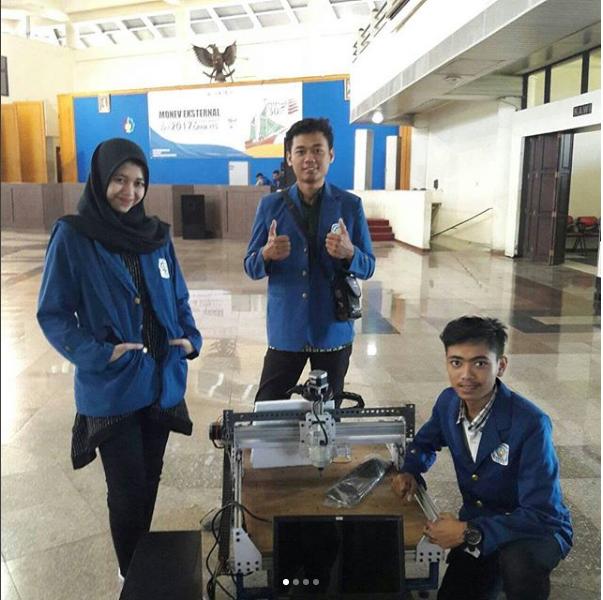 Hasil Karya Mahasiswa Departemen Teknik Mesin Industri di Kancah PKM