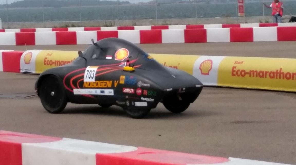 Race Pertama, Nogogeni Pimpin Klasemen
